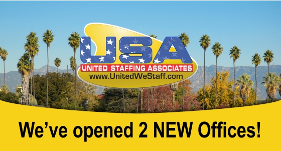 USA opens 2 NEW offices